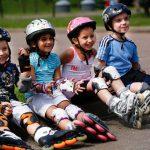 TOP-25 советов о том, как научить ребенка кататься на роликовых коньках!